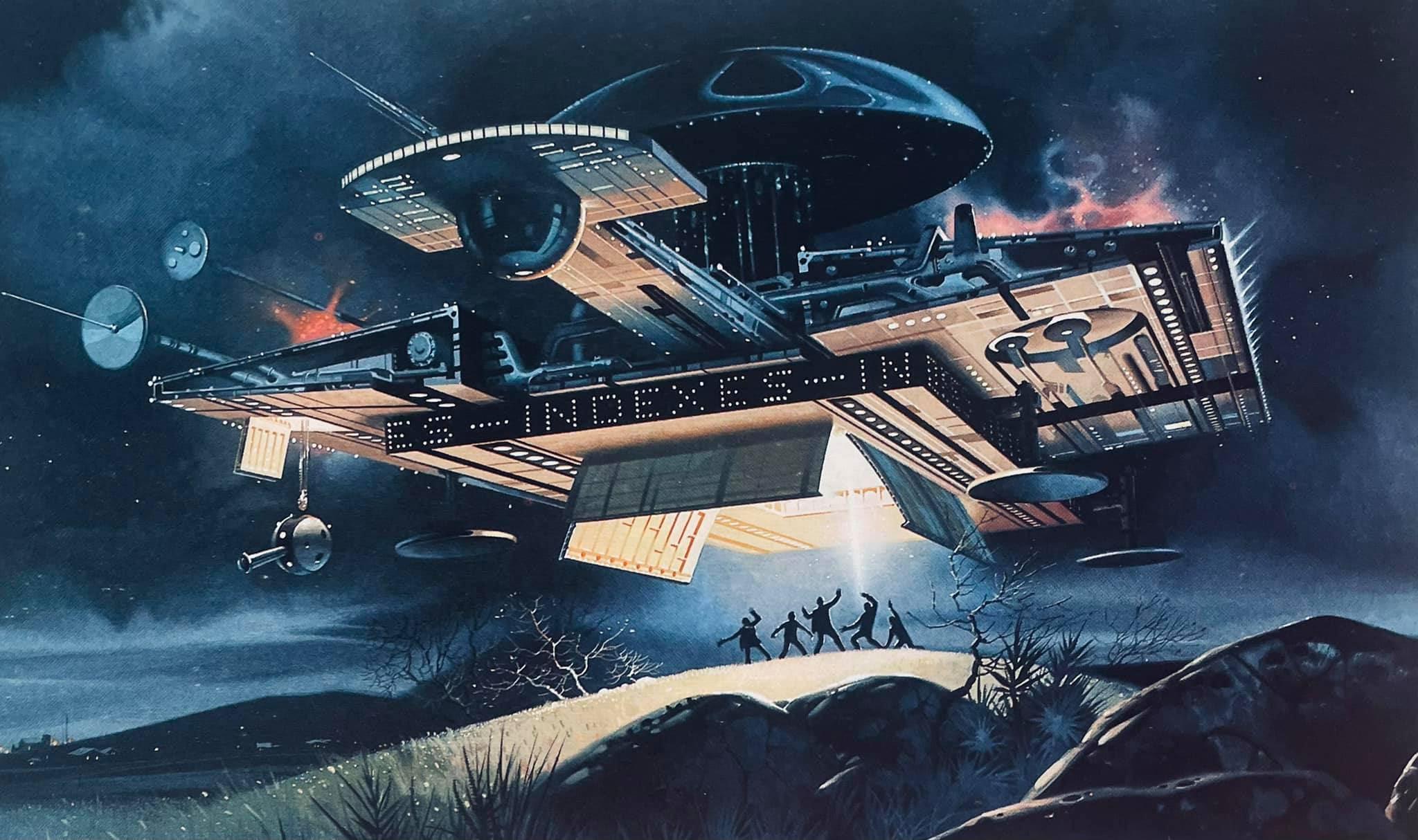 Paul Alexander Scifi Spaceship Indexes