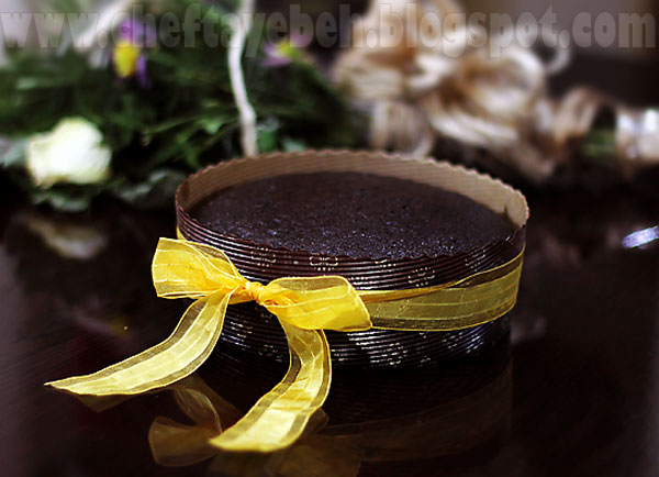 eggless chocolate cake(1)