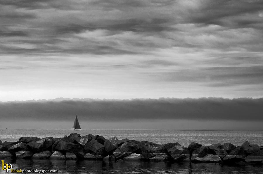 Far Away Boat, Nikon D300, Nikkor18-70@70mm, F9, 1/250s, Iso200