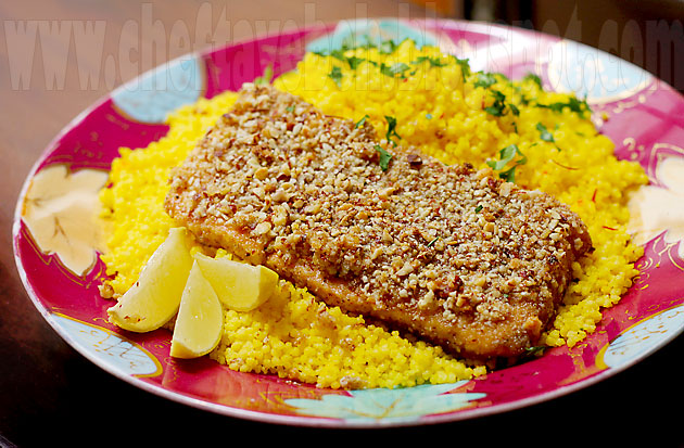 Almond-Crusted Salmon (8)