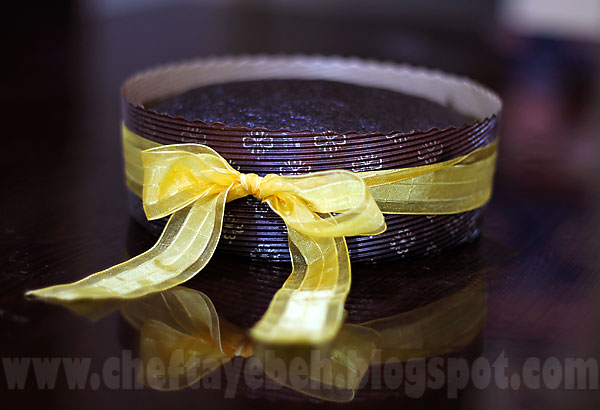 eggless chocolate cake (8)