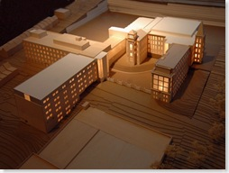 Reading Hospital Site, Model of Future High School