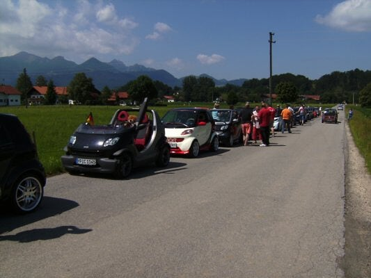 Chiemsee-SMART-Tour 2008 009