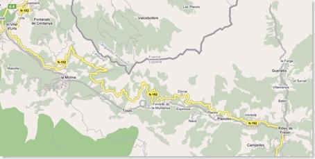 N152 Map